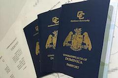 cittadinanza economica a dominica