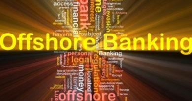detenere conto offshore