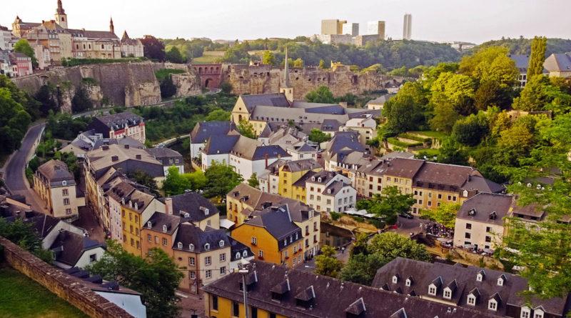 Lussemburgo IP regime