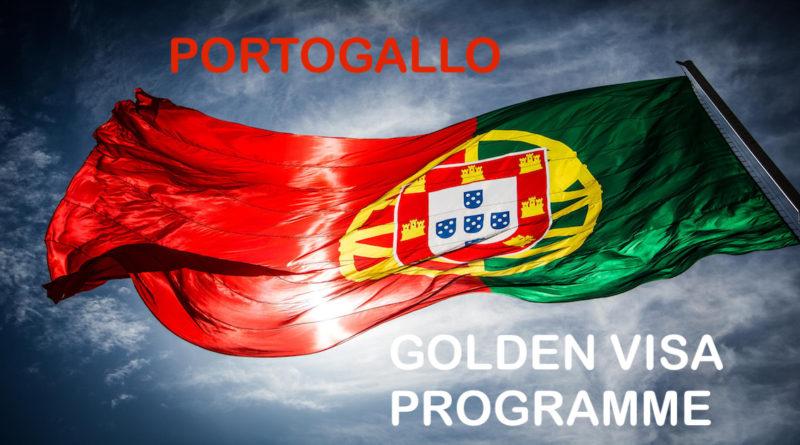 portogallo golden visa programme