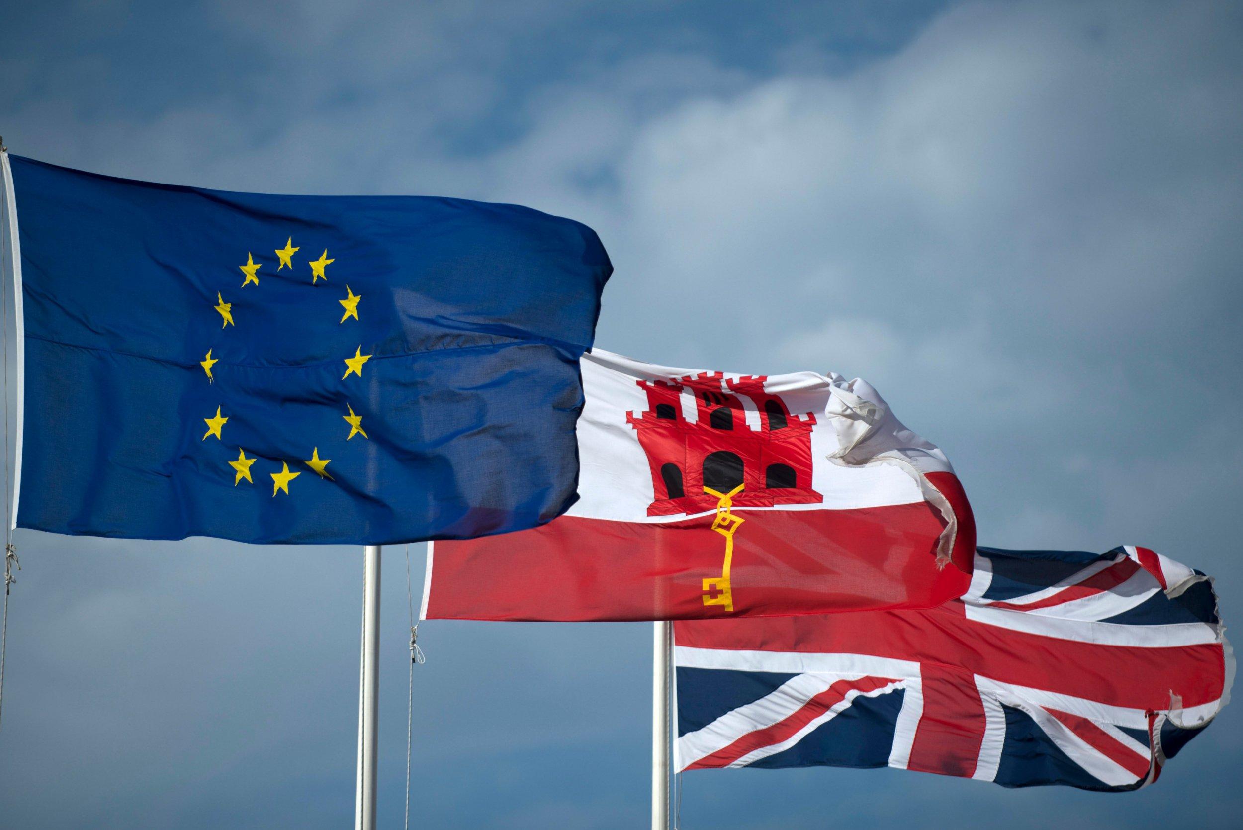Gibilterra Brexit