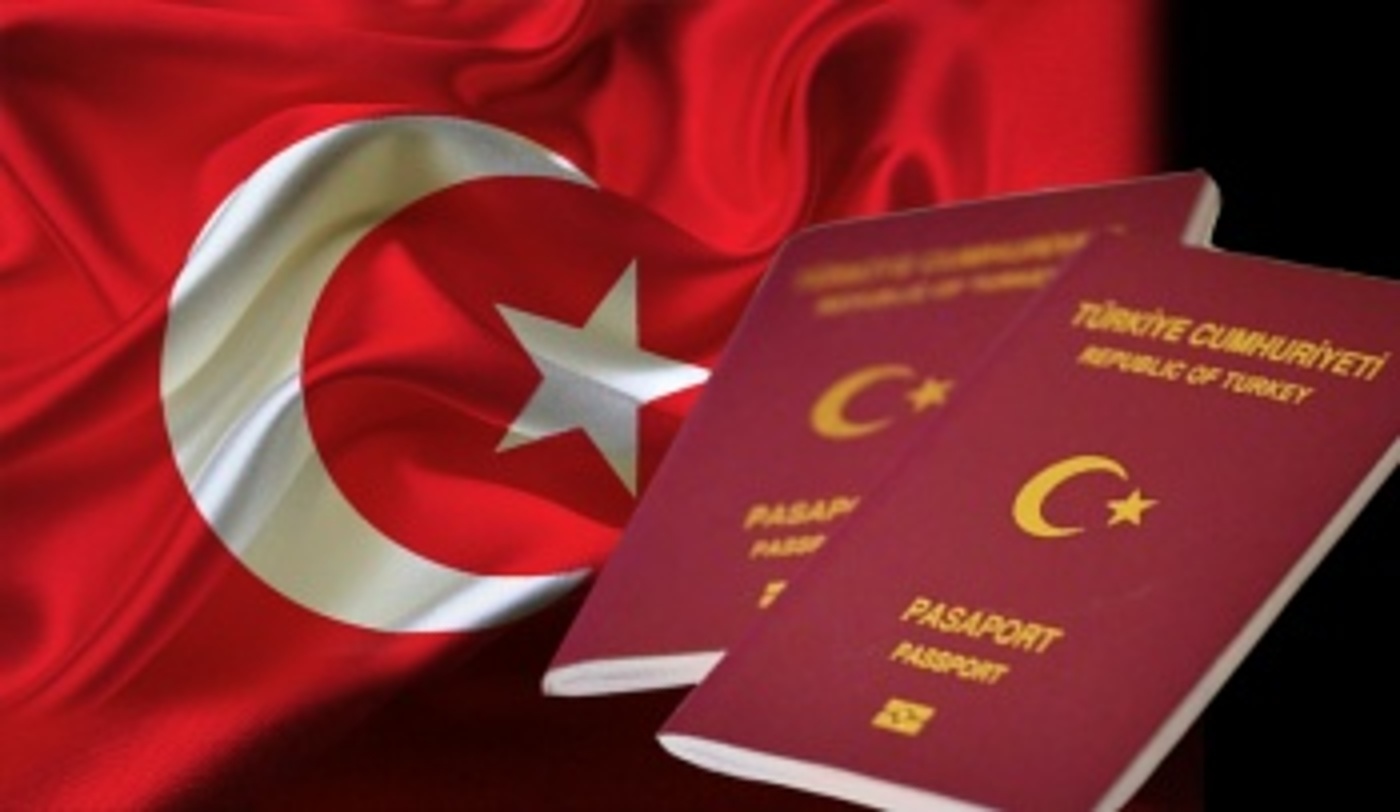 turchia passaporto